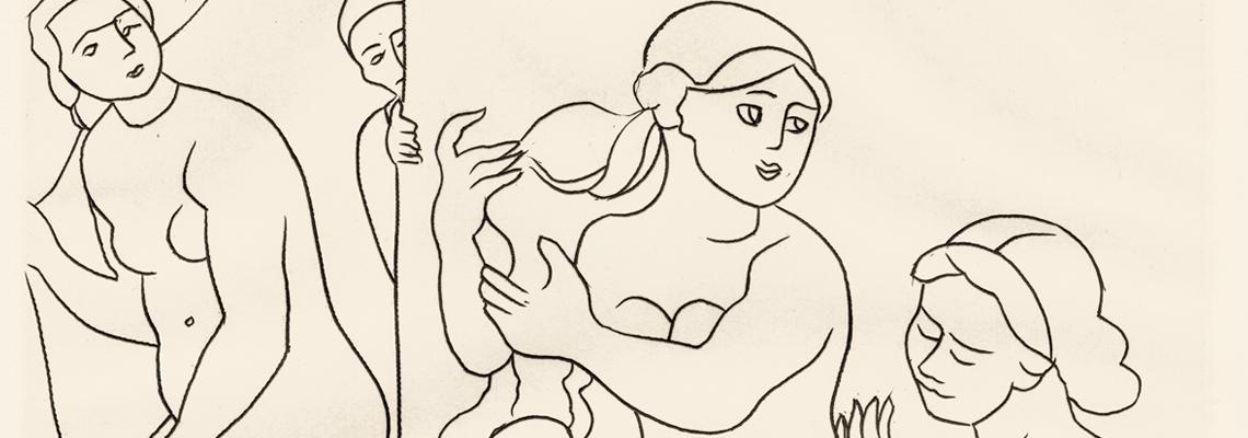 Exposition André Derain. Graveur