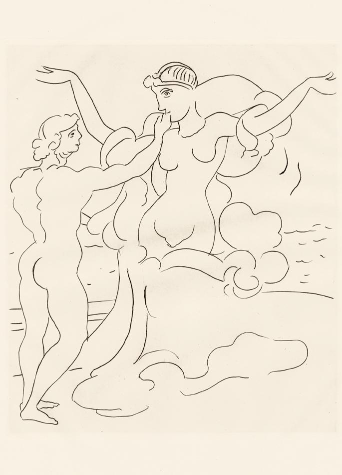 André Derain, Le Satyricon, 2