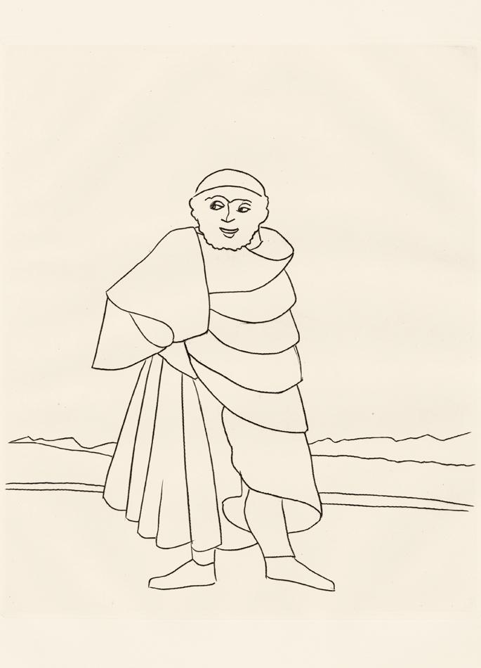 André Derain, Le Satyricon, 5