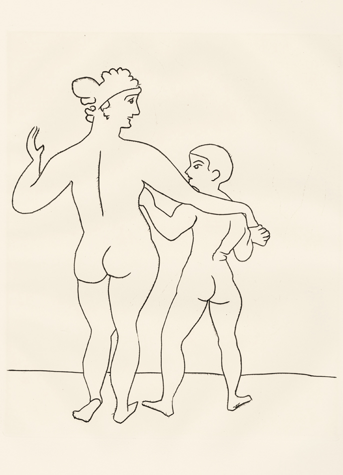 André Derain, Le Satyricon, 7