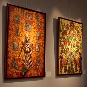 Exposition Michel Bez