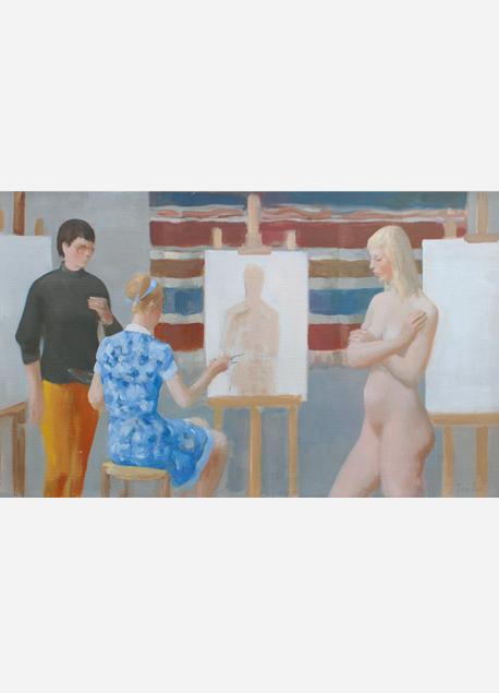 """André Tondu """"L'atelier"""""""