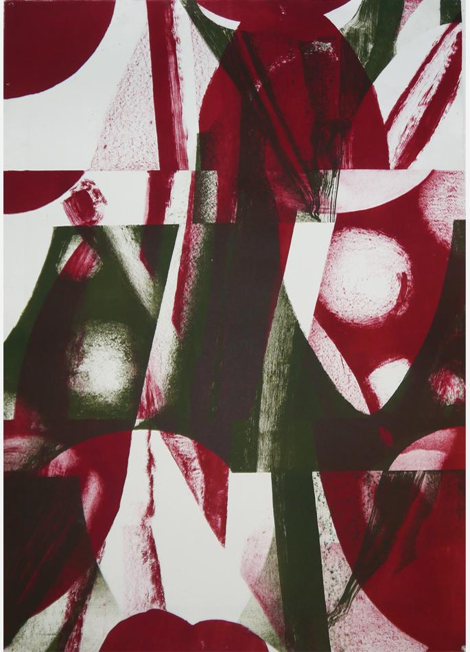"""Carole Benzaken """"Autoportrait ancien"""""""