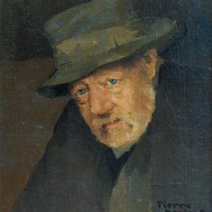 Pierre Jérôme, Vieil homme au chapeau