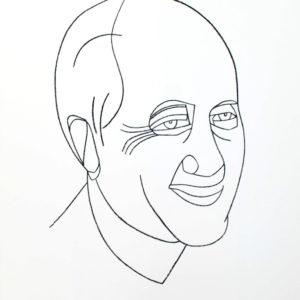Eduardo Arroyo Prix Jacques Goddet
