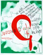 Jacques Villegle Prix Jacques Goddet