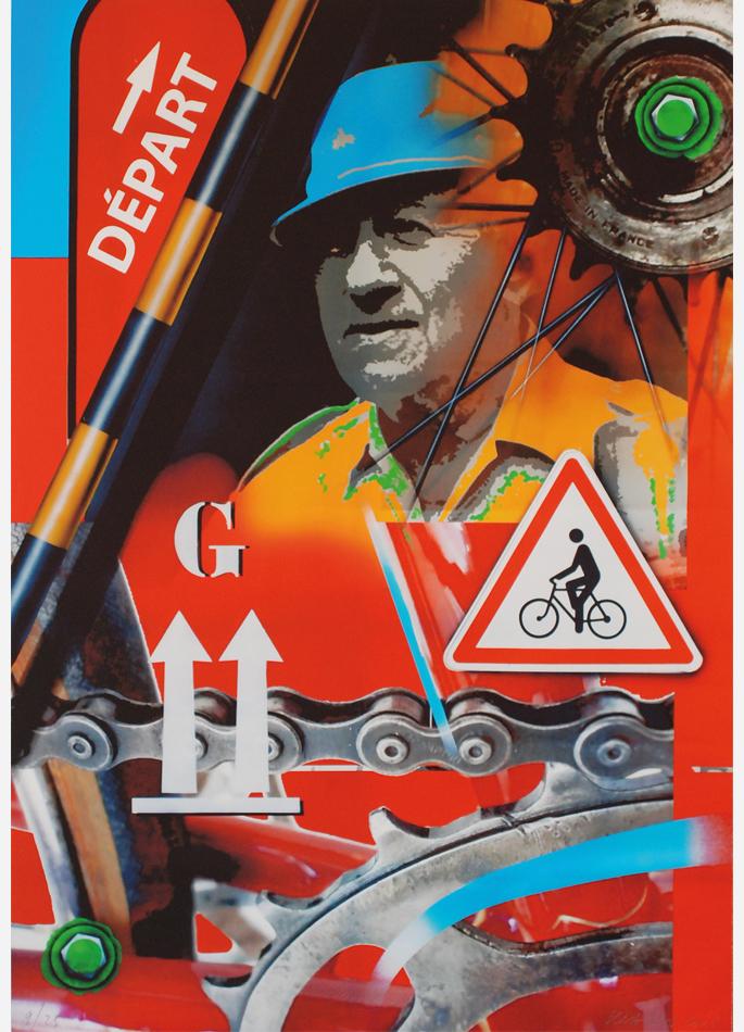 Peter Klasen Prix Jacques Goddet