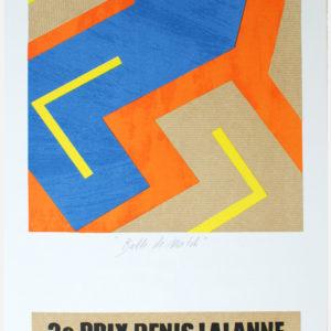Peter Stampfli 3e Prix Denis Lalanne