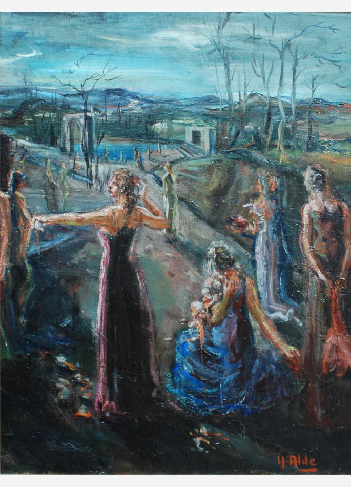 Yvette Alde Femmes de chair et d'os