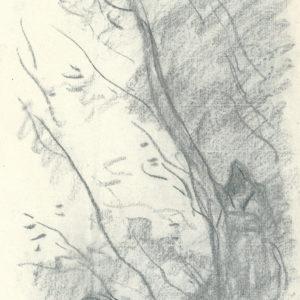 Corot Paysage à l'ermite