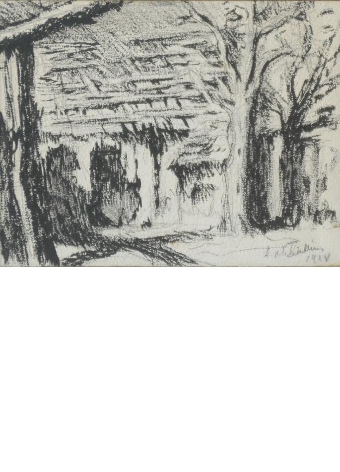 Amédée de La Patelliere Maison dans les arbres