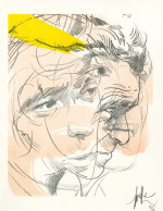 Bernard Hinault Sonate jaune
