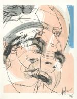 Bernard Hinault Sonate bleue