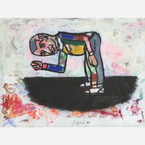 Antonio Seguí, sans titre, 1991