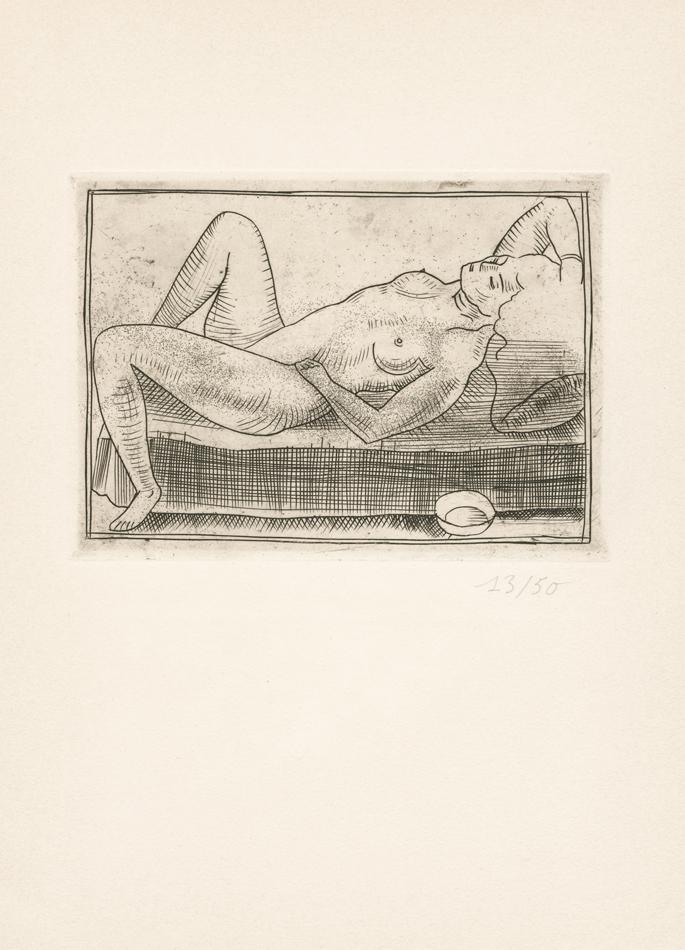 André Derain, Nu au divan
