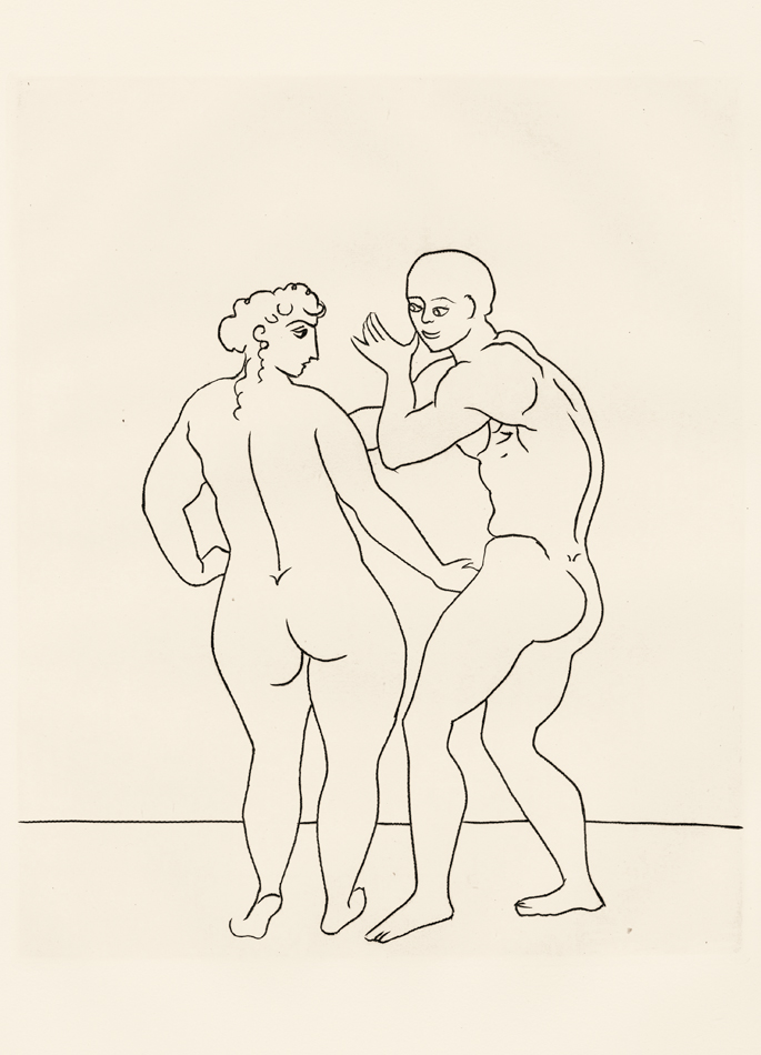 André Derain, Le Satyricon, 12