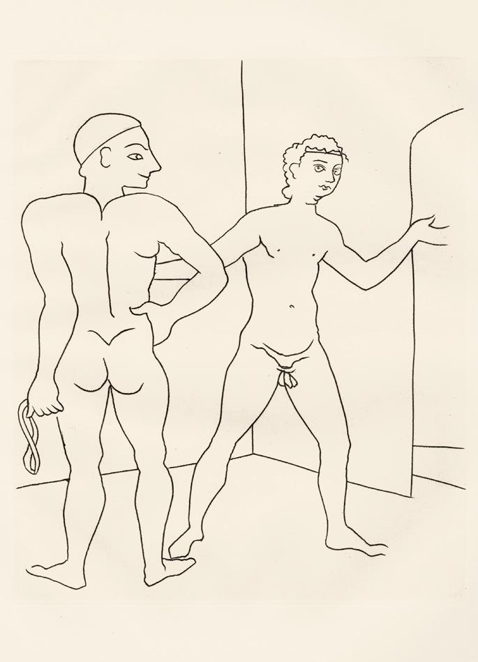André Derain, Le Satyricon, 16