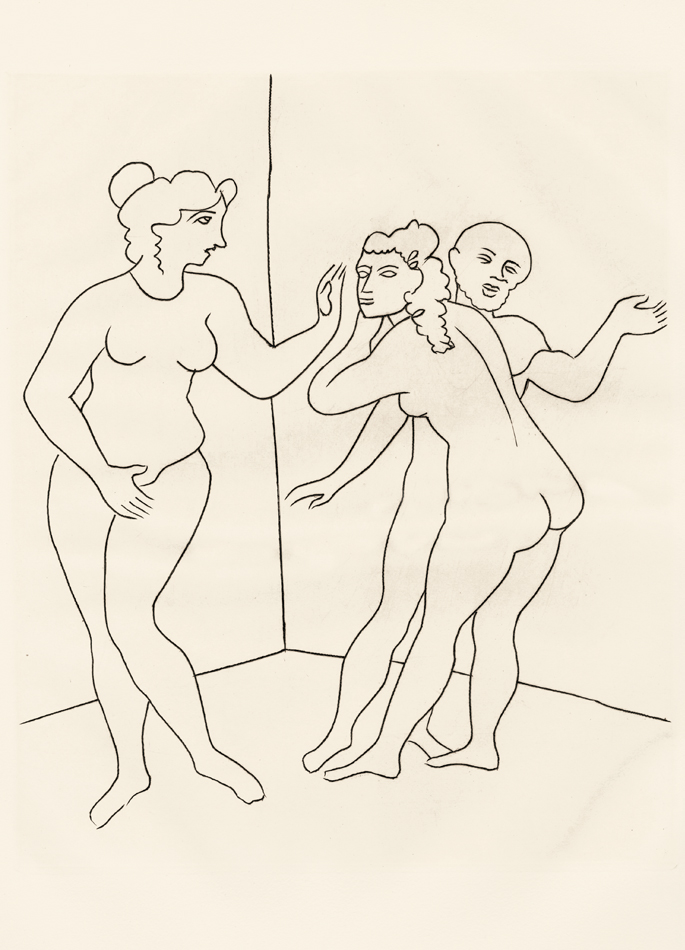 André Derain, Le Satyricon, 19