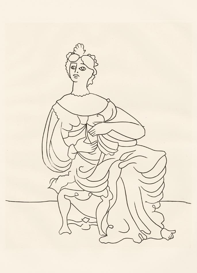 André Derain, Le Satyricon, 20
