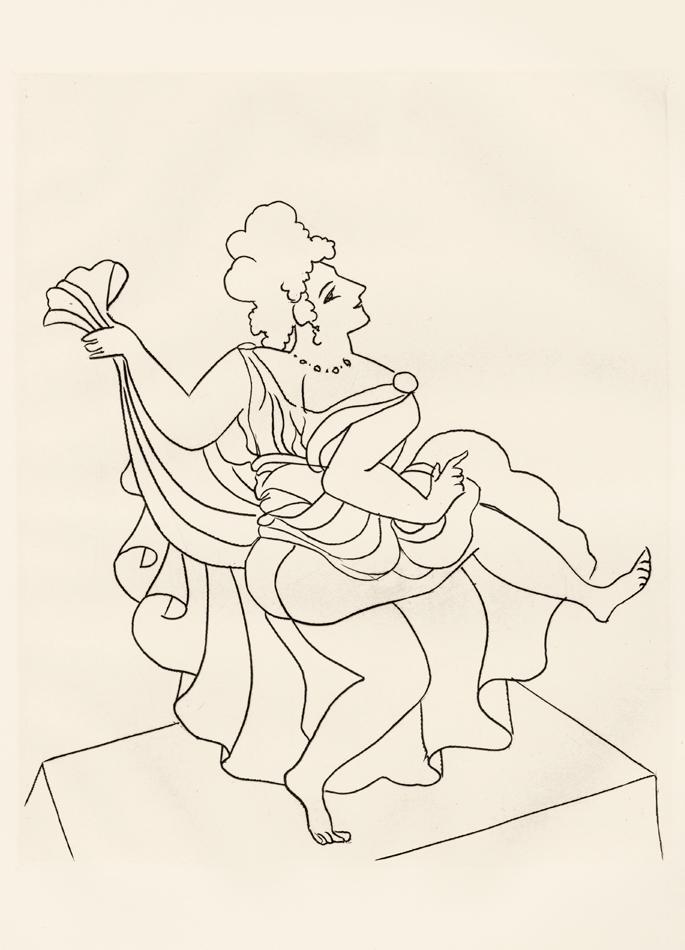 André Derain, Le Satyricon, 21
