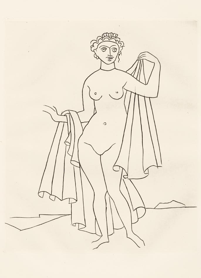 André Derain, Le Satyricon, 22