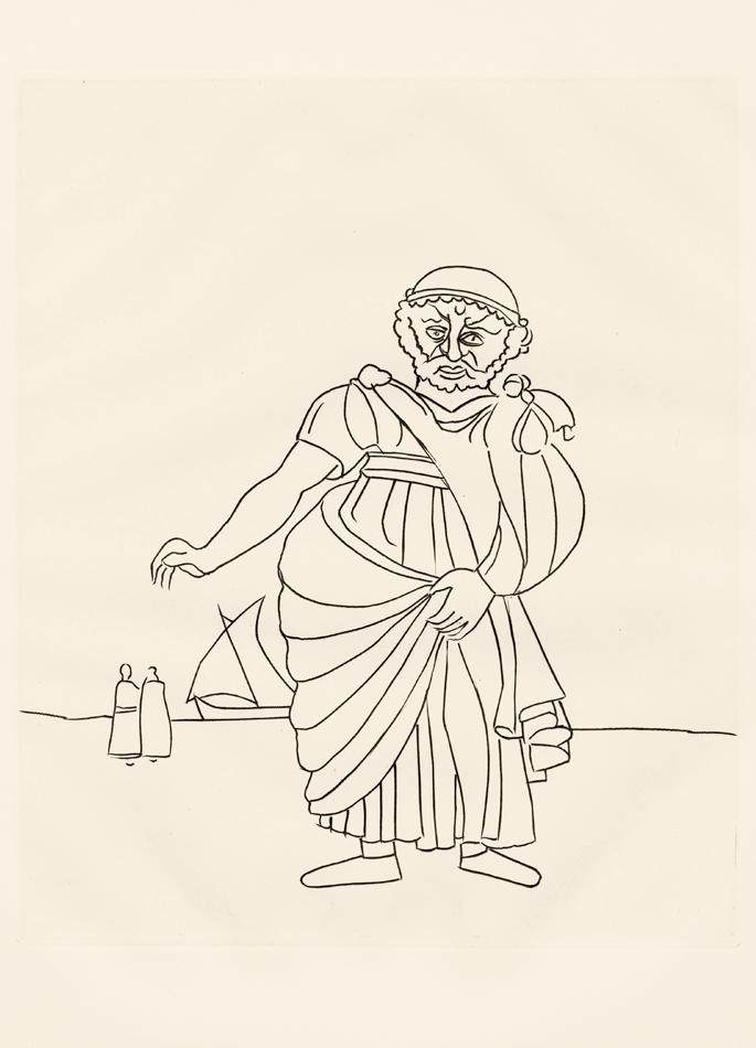André Derain, Le Satyricon, 23