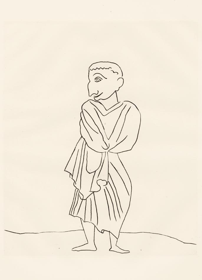 André Derain, Le Satyricon, 24