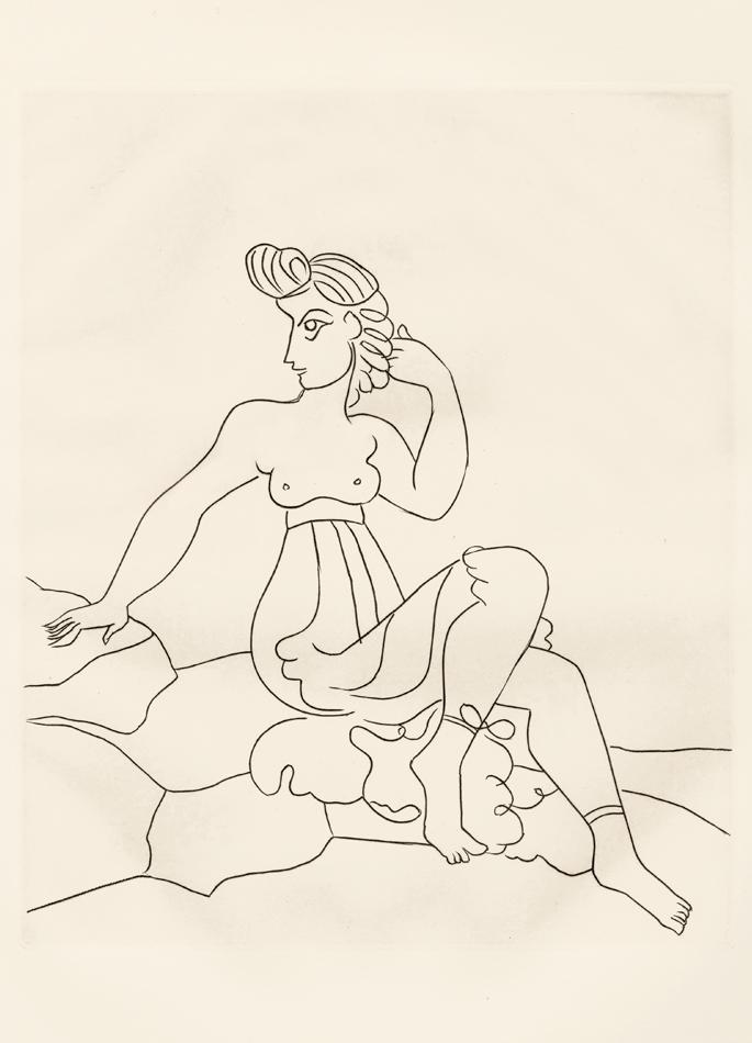 André Derain, Le Satyricon, 26