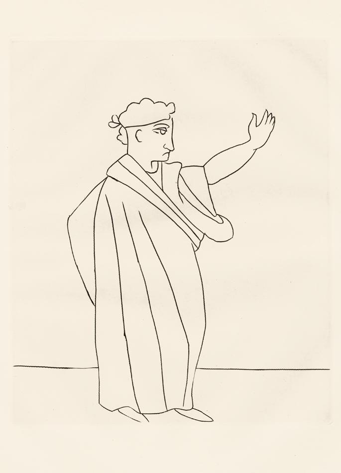 André Derain, Le Satyricon, 29