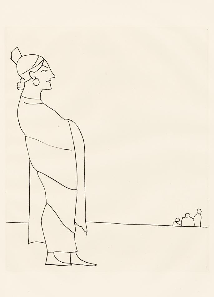 André Derain, Le Satyricon, 33