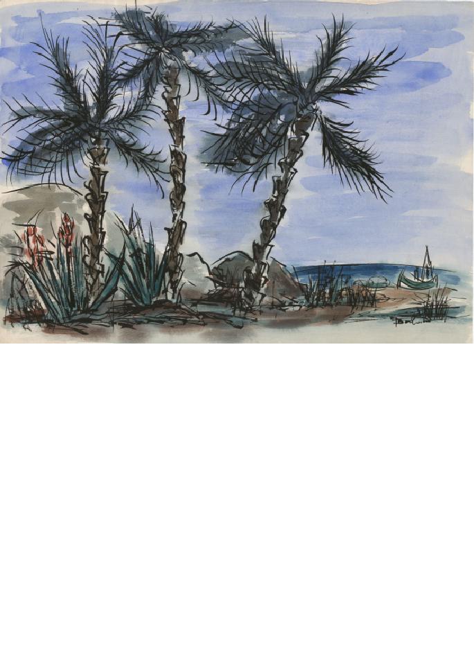 jacques-berland-la-mer-palmiers