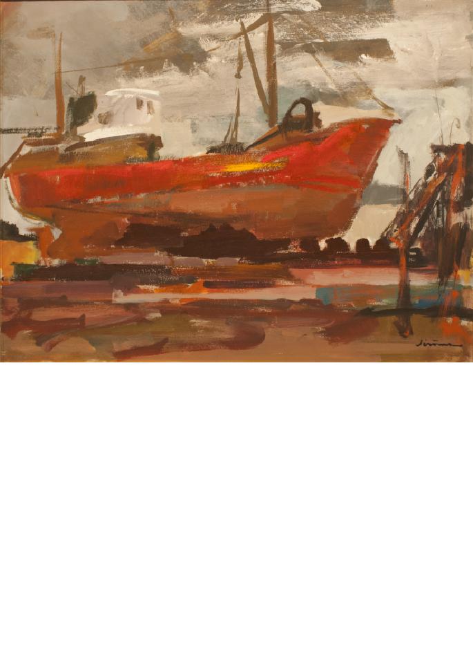 pierre-jerome-red-trawler