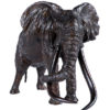 le-patriarche-vieil-éléphant-d-afrique-damien-colcombet