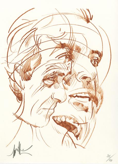 artiste Raymond Moretti