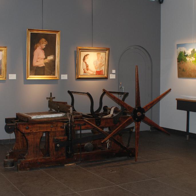 Exposition André Tondu