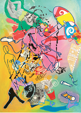 Stratégie atelier - Donna Summer Gérard Guyomard