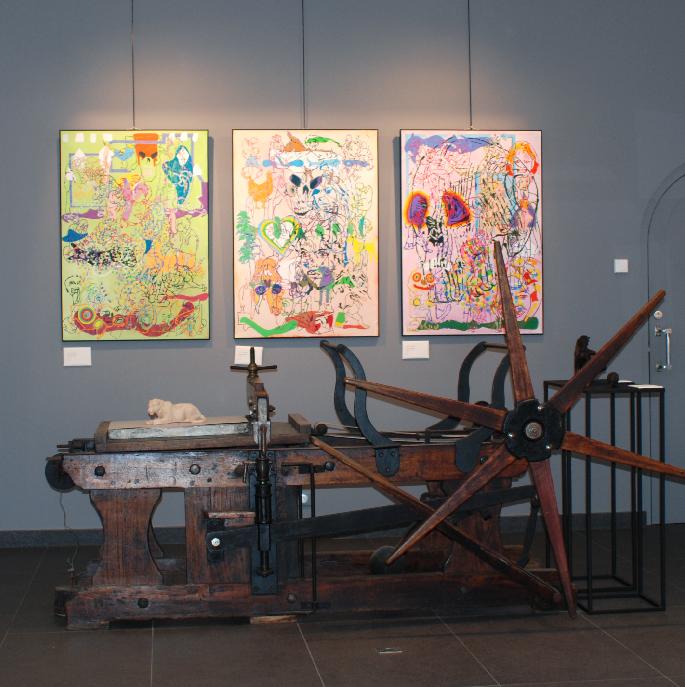 Exposition Gérard Guyomard