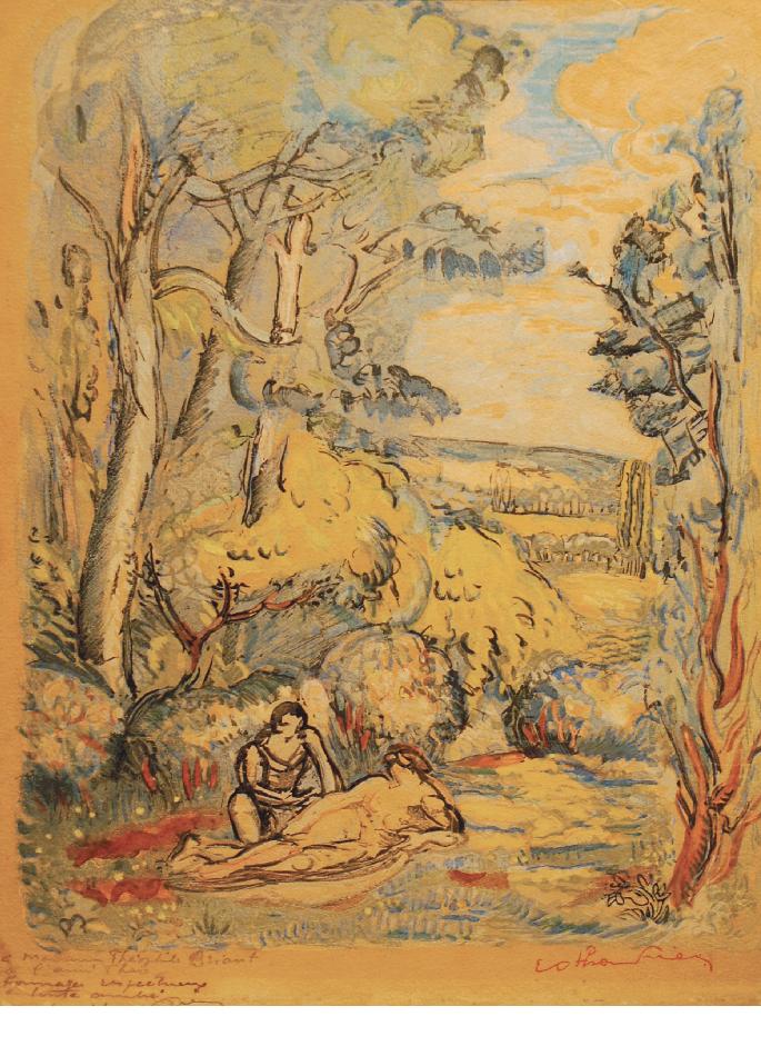 othon-friesz-paysage-aux-deux-femmes