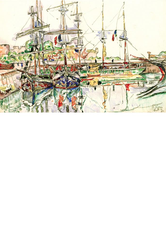 Saint-Malo Paul Signac