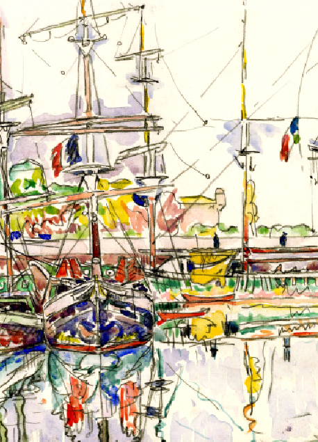 Paul Signac art moderne