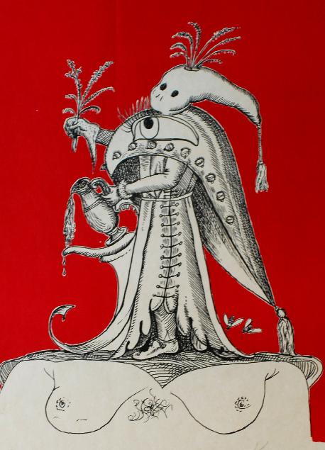 Salvador Dali art moderne