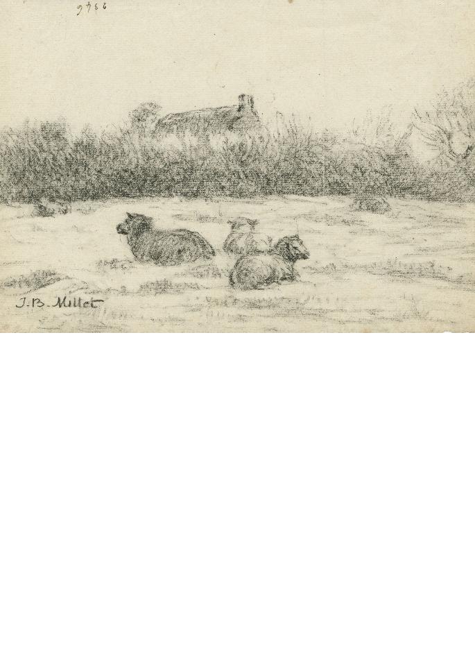 millet-les-moutons