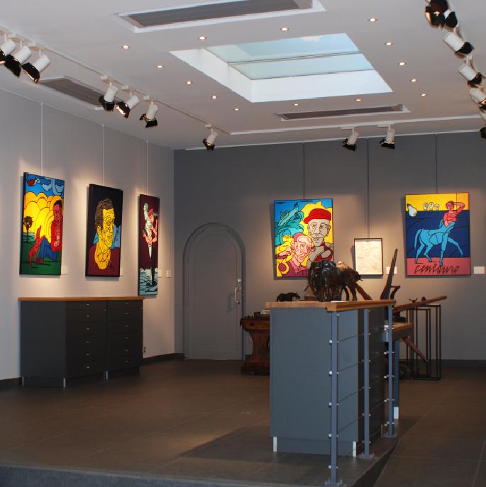 Exposition Valerio Adami