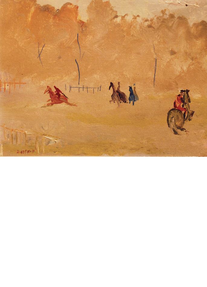 gabriel-dauchot-cavaliers-au-bois