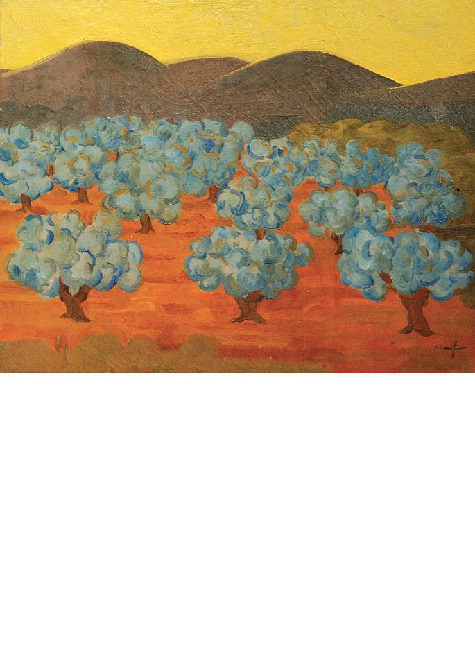 georges-arnulf-les-oliviers-bleus