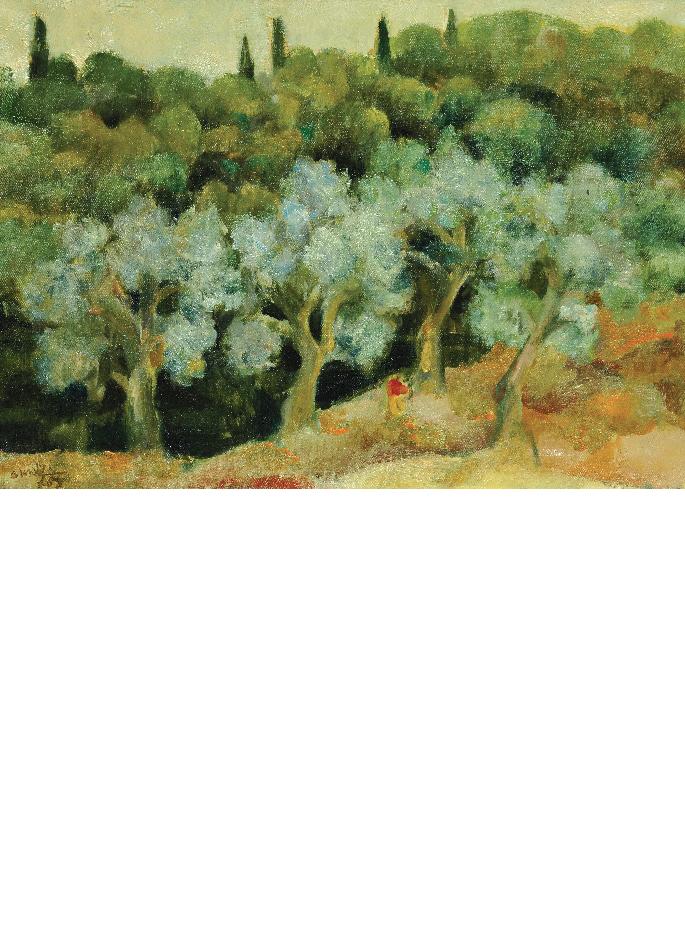 georges-arnulf-la-ramasseuse-d-olives