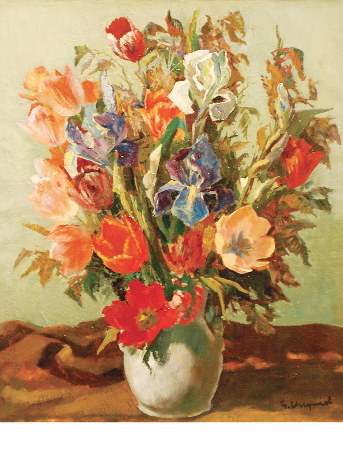 georges-cheyssial-bouquet-aux-tulipes