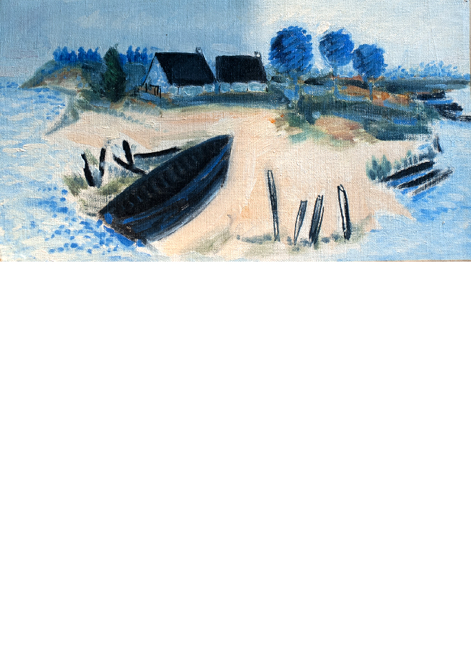 jacques-berland-bateau-sur-le-sable