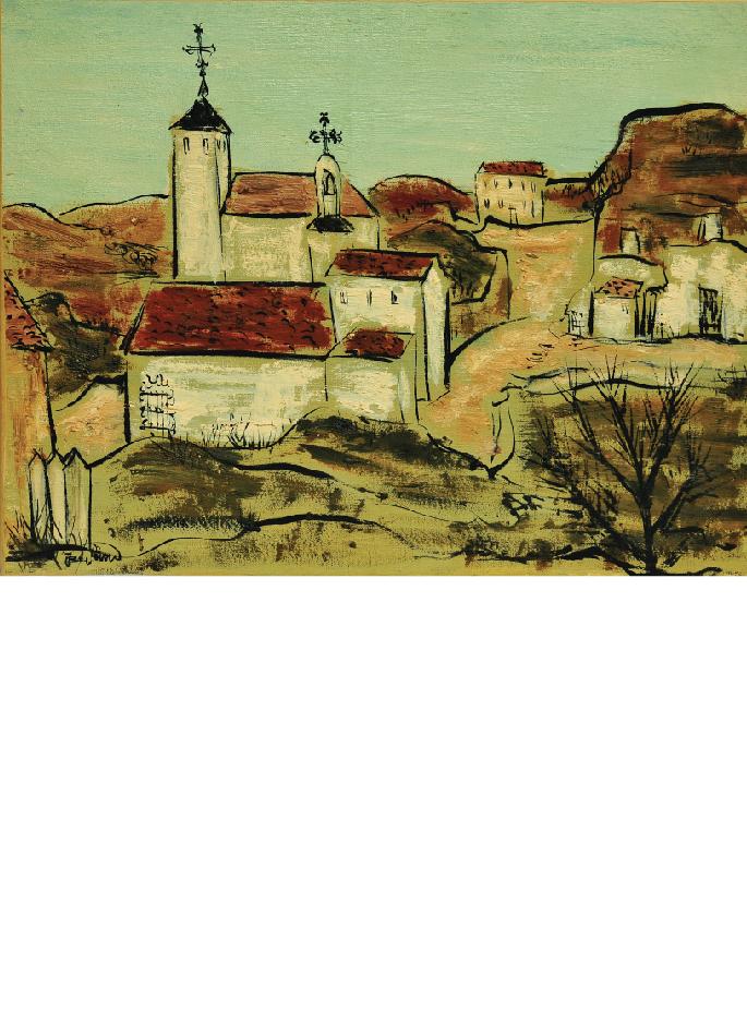 jacques-berland-village espagnol-2