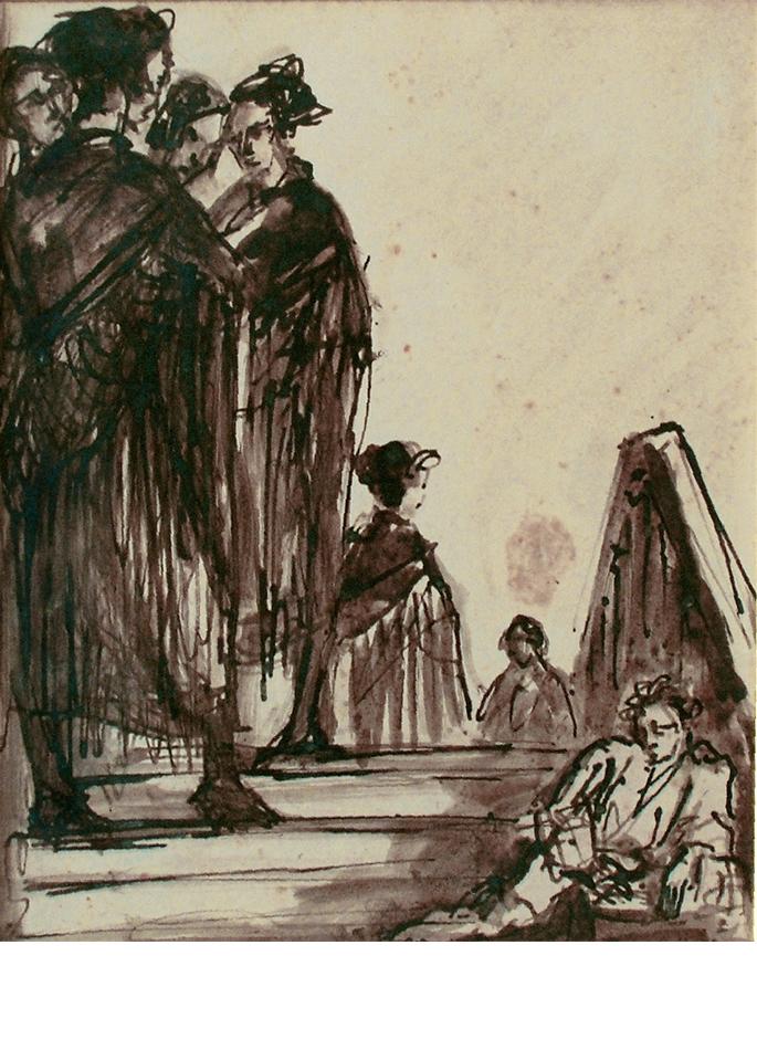 Émile Bernard Les Vénitiennes